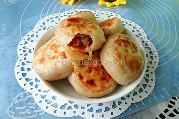 老北京门丁肉饼