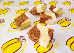 双味海绵小蛋糕