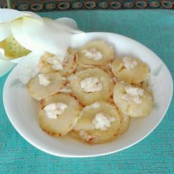 奶香苹果圈