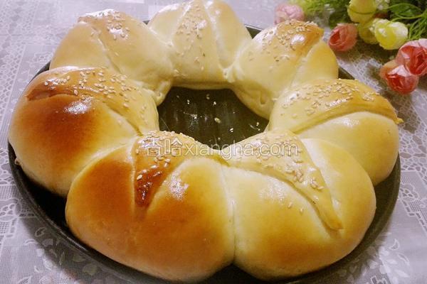 皇冠大面包