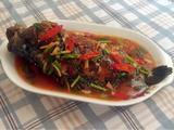 茄汁石斑鱼的做法[图]