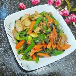 回锅肉(香哈辣酱版)