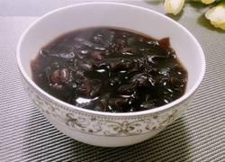 黑米红豆银耳粥