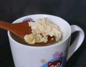 泡面茶碗蒸蛋