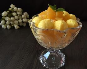 芒果冰淇淋[图]
