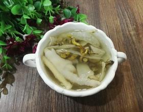 石斛沙参玉竹汤