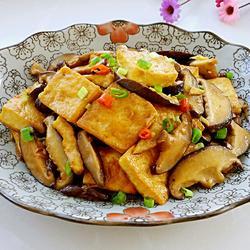 香菇烧豆腐的做法[图]