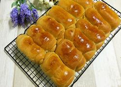 红茶蔓越莓面包