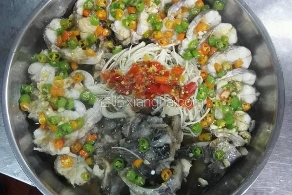 鲜椒长江肥鱼