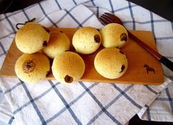 麻薯面包(巧克力味)