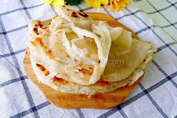 老北京牛油葱花饼