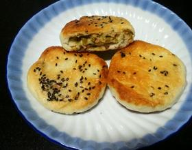 馅饼(雪菜冬笋味)