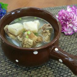 干葛猪骨汤的做法[图]