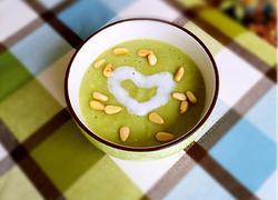 松仁豌豆汤