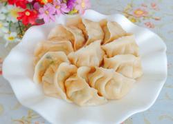 豆腐香菜水饺