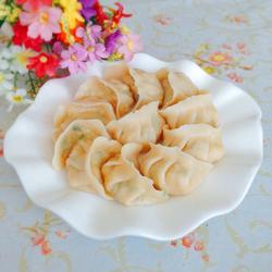 豆腐香菜水饺的做法[图]