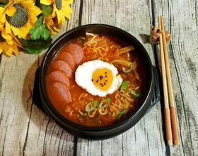 韩式辛拉面[图]