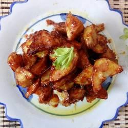 拔丝土豆的做法[图]
