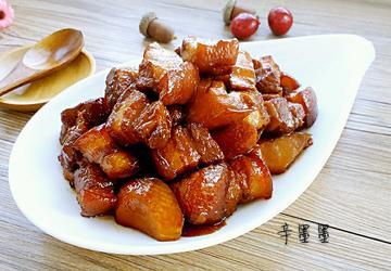 冬笋红烧肉