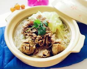 牛肉清汤面[图]