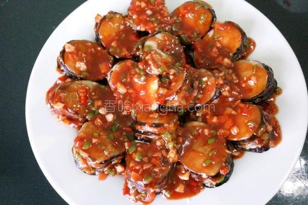 红烧茄盒的做法