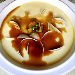 青蛤蒸水蛋