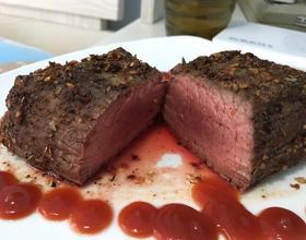 地中海风味烤牛肉