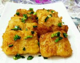 香煎巴沙鱼块