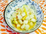 辣味柠檬白萝卜丁的做法[图]