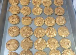 杏仁香酥饼