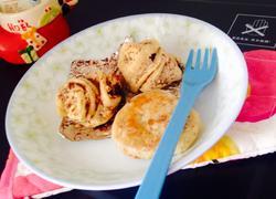 红糖酥饼(红糖花卷酥)