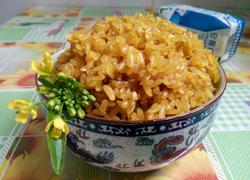 侗族风味黄金糯米饭
