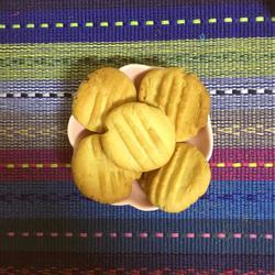 坚果花生酱饼干