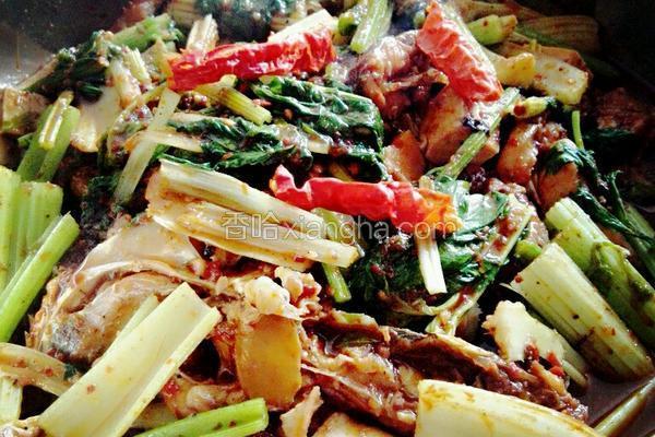 香辣豆腐鱼