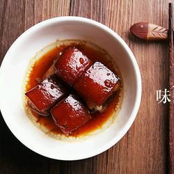 不用炒糖色的香嫩红烧肉的做法[图]
