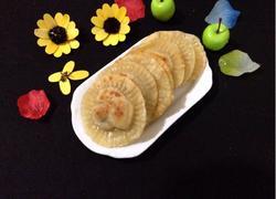 饺子皮香蕉馅饼
