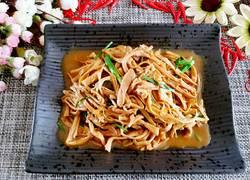 肉丝黄花菜