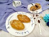 紫薯蜜豆面包的做法[图]