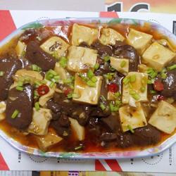 烧双色豆腐的做法[图]