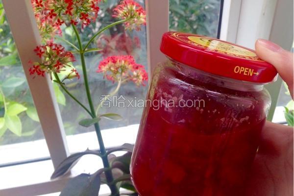 DIY草莓酱(电饭煲)