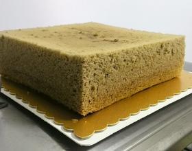咖啡海绵蛋糕10寸[图]
