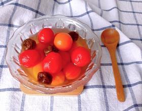话梅小番茄