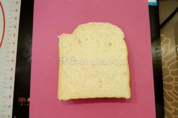 (冷藏汤种)低糖白土司
