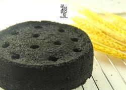 【黑色简约经典】煤炭蛋糕