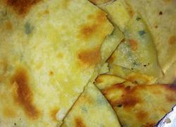 电烤箱葱油饼