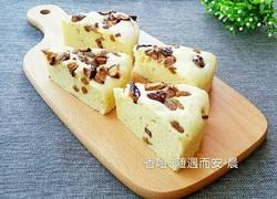 红枣葡萄干蛋糕