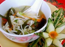 金针菇海带汤