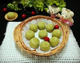 绿茶酥[图]