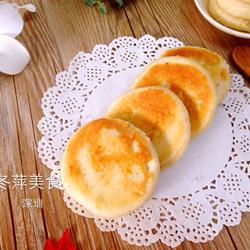 烙饼~豆沙和肉松口味