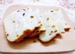 全麦提子面包